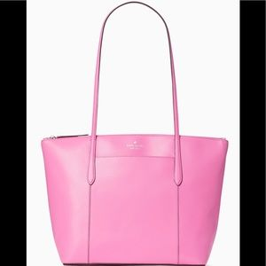 Kate Spade Pink Rey Large Pocket Tote NWT